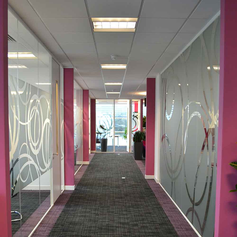 Agility Works Office Fit Out - Cube 21