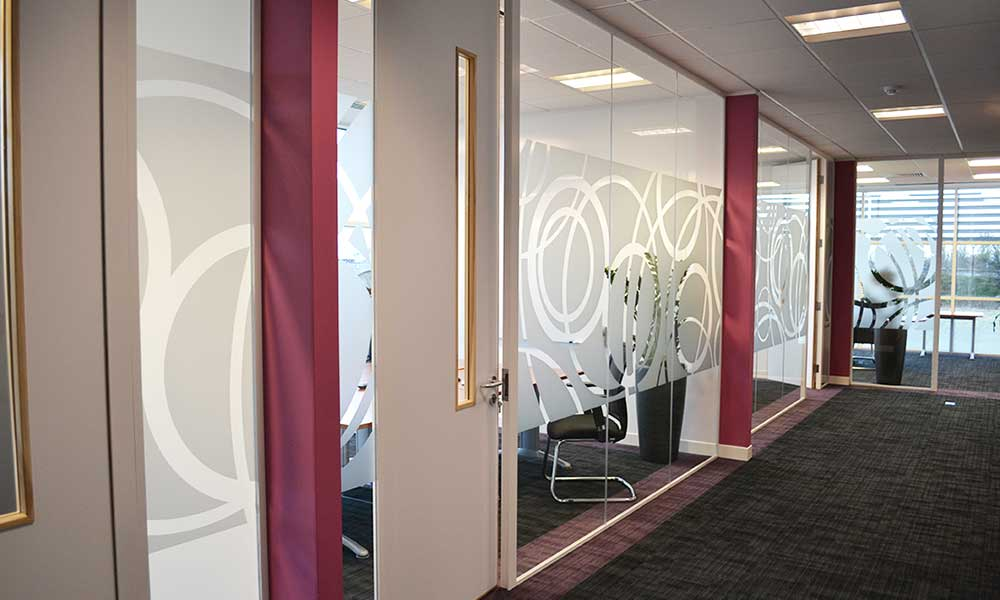 Agility Works, Oxford - Office renovation project by Cube 21