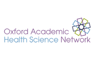 Academic Health Science Network Oxford logo - Cube 21 Client Logo