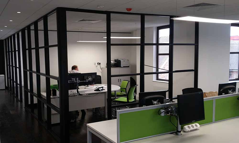 Zooplus Office Refurbishment in Oxford by Cube21